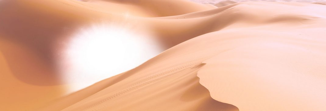 Arabian Retreat