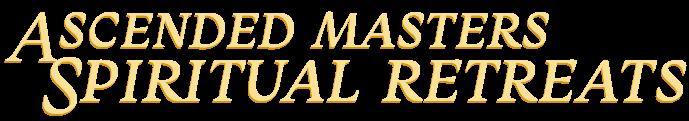 Ascended Masters Spiritual Retreats